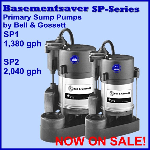Sump Pumps SP Basement Sump Pump - Basement pumps