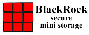 BlackRock Mini Storage - Self Storage Logo