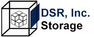 DSR Storage Logo