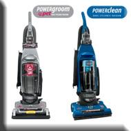 Bissell Powergroom Pet PowerClean Upright Vacuum Cleaners