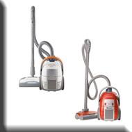 electrolux el6988 el6988e u0026 el6989 oxygen hepa canister vacuum cleaners - Electrolux Canister Vacuum