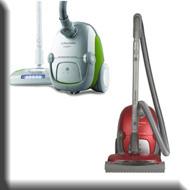electrolux el7024 u0026 el7025 oxygen 3 hepa canister vacuum cleaners - Electrolux Canister Vacuum