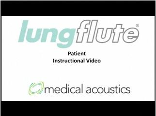 Lung Flute FDA COPD Clinical Trials Video
