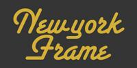 New York Frame Logo