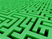 Are You Lost In The e-Business Maze? - A 1stFlash Web Marketing Strategy & Solution Can Get You Found By Your Target Market(s)