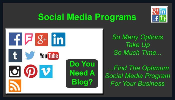 1stFlash Social Media Programs